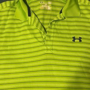 Under Armour polo large
